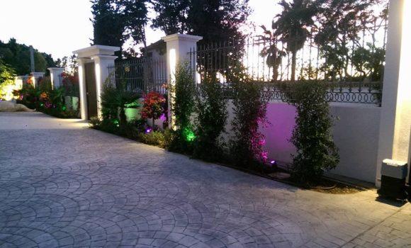 Jardín en la Milla Verde