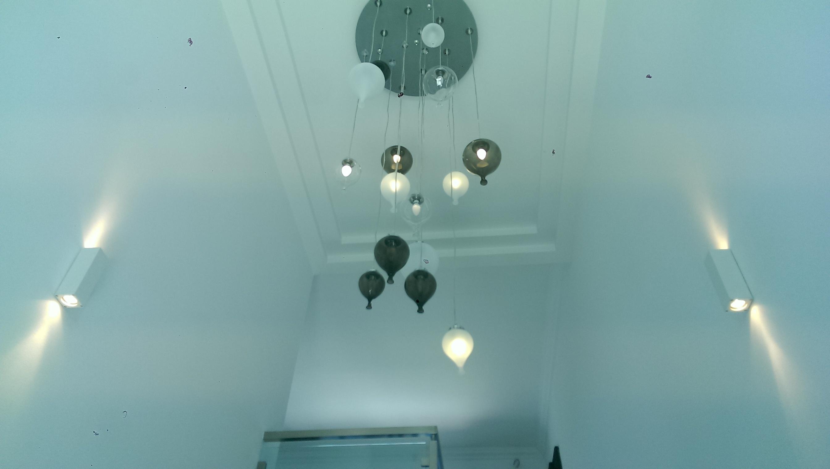 Lámpara de Diseño 6mts (Istán)